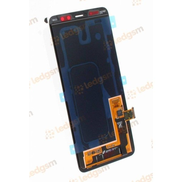 Display Samsung A8 2018 (A530) Negru Original