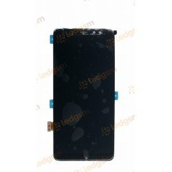 Display Samsung A8 Plus 2018 (A730) Negru Original