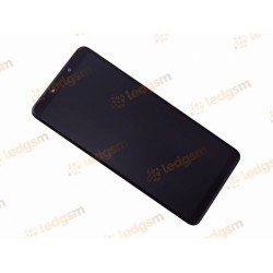 Display Samsung A9 2018 (A920) Negru Original
