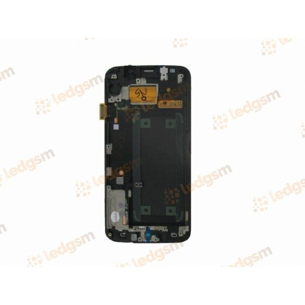 Display Samsung S6 Edge (G925) Alb Original