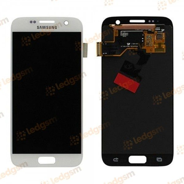 Display Samsung S7 (G930) Alb Original