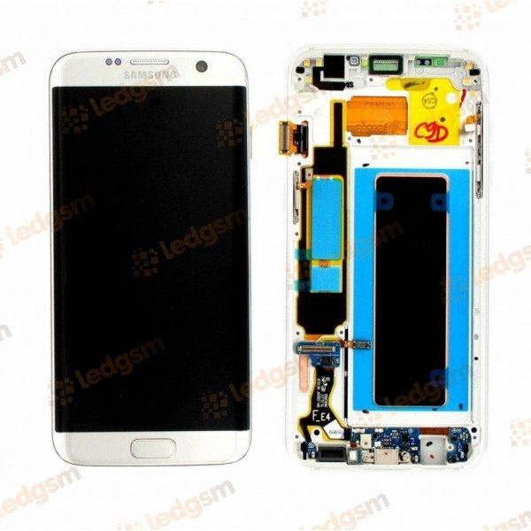 Display Samsung S7 Edge (G935) Argintiu Original