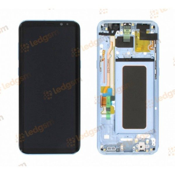 Display Samsung S8 Plus (G955) Albastru Original