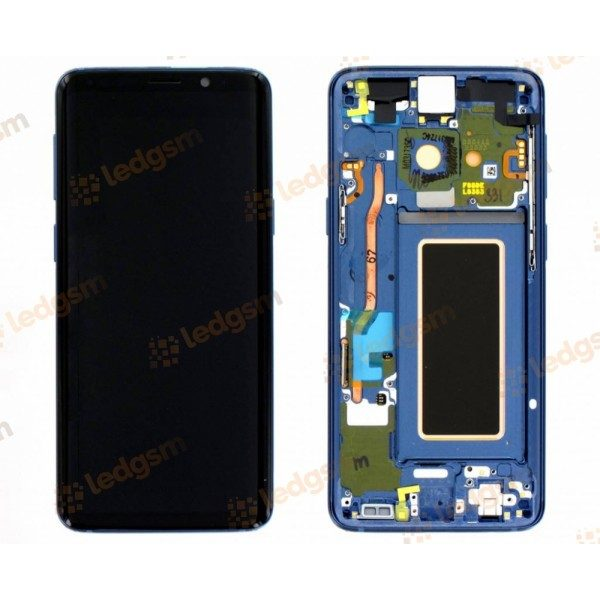 Display Samsung S9 (G960) Albastru Original