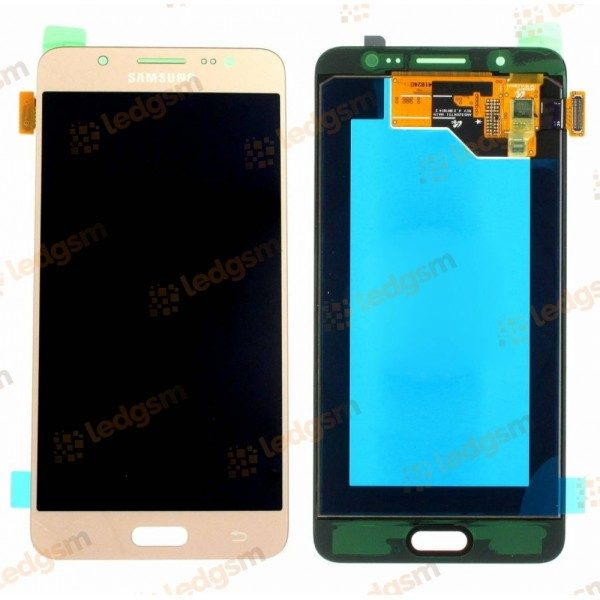Display Samsung J5 2016 (J510) Auriu Original