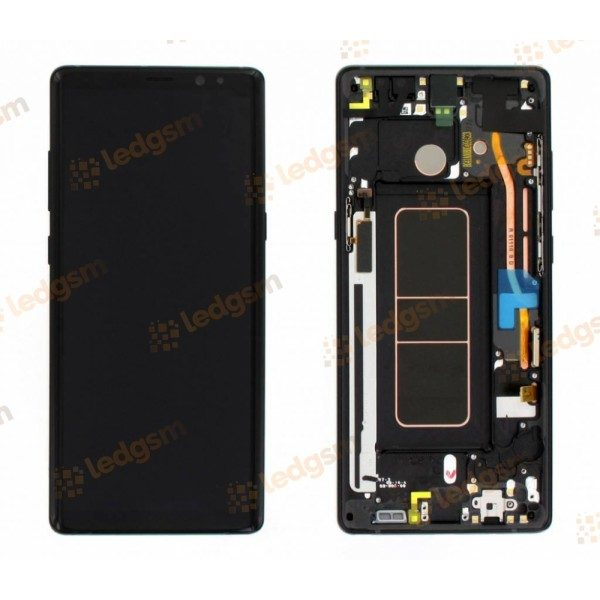 Display Samsung Note 8 (N950) Negru Original